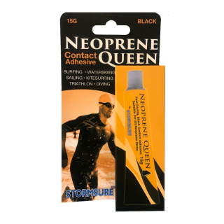 Neoprene Queen Wetsuit Repair Adhesive 15g