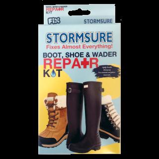 stormsure boot shoe and wader repair kit