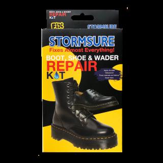 Black Boot Shoe & Wader Repair Kit