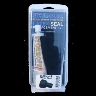 Latex Wrist Seal Bottleneck
