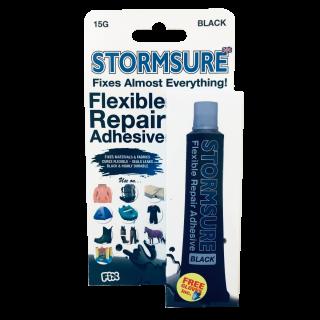 black glue, black adhesive, stormsure black, glue, shoe glue, shoe glu, fix , repair