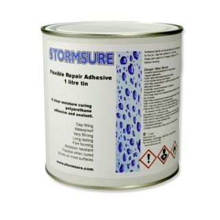 stormsure flexible repair adhesive 1 litre tin wholesale manufacturing industrial