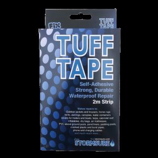 TUFF Tape Self Adhesive Watrproof Repair Strip 2m