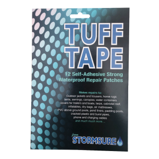 TUFF Tape Assorted Patch Set Large - Waterproof