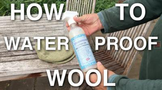 How To Waterproof Clothing With Stormproof (Wool, Cotton, Nylon, Leather & more!) [VIDEO]